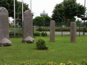 ORHUN ABİDELERİ İSTANBUL'DA