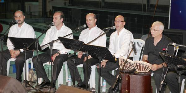 Mavera'dan Türk Müziği konseri