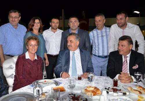 Sakarya RİDER Ankara'da iftara katıldı