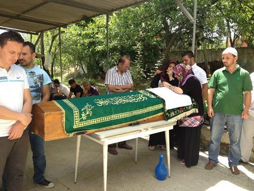 Fatma Gömenç'in acı günü