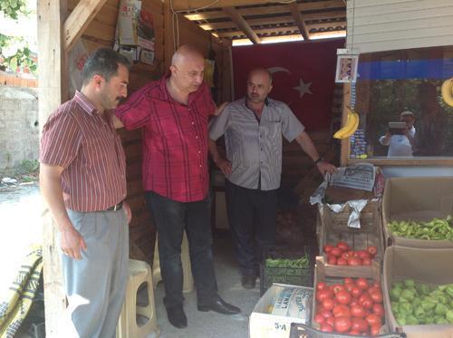 Engin Özkoç 3 günde 20 köy gezdi