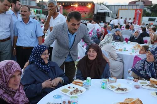 Ramazan'da bambaşka bir Serdivan
