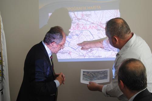 Mobilya İhtisas OSB'de ÇED toplantısı