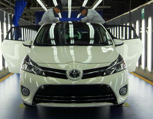 Toyota üretime 8 gün ara veriyor