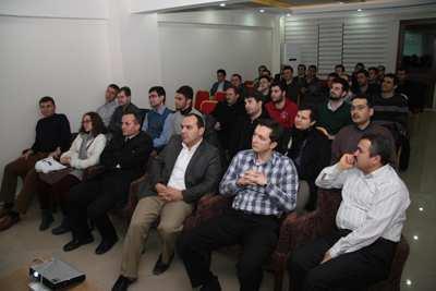 Nizamder'den eğitim semineri
