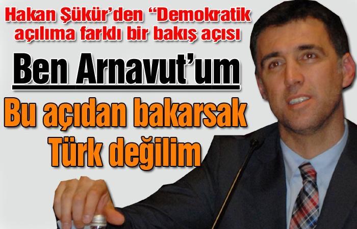 Şükür, Burdur'da konuştu