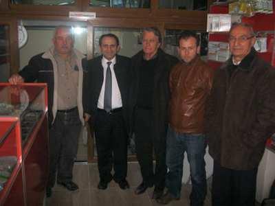 CHP'liler Taraklı'da ziyaretlerine devam etti