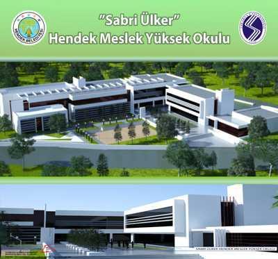 HENDEK MYO'NUN TEMELİ ATILIYOR