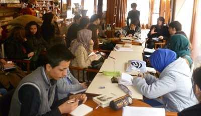 CMSBL öğrencileri Mozart'ı konuştu