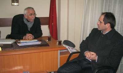 CHP'den Astsubaylar Derneği'ne ziyaret