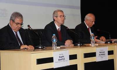 SAÜ'de 'Orta Doğu Ve Türkmenler' paneli