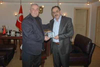 Ozan Rıdvan Kır'dan Yazıcı'ya ziyaret