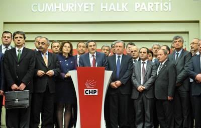 CHP'de Ankara zirvesi