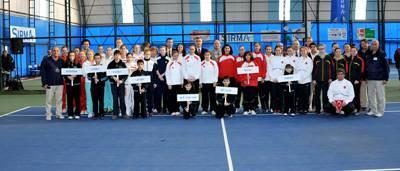 Avrupa Tenis Kupası Elemeleri Sakarya'da