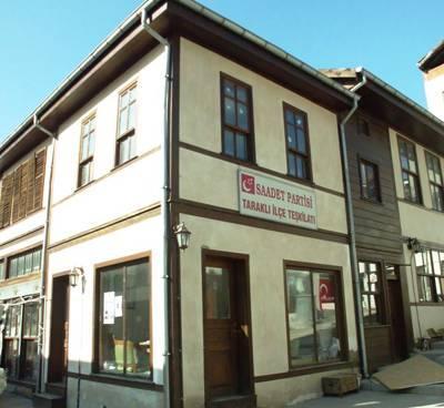 SP Taraklı İlçe Teşkilatı yeni binasına taşındı