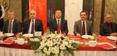SAGİAD'tan Büyükelçi onuruna yemek