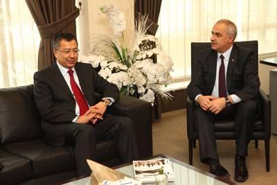 Kazakistan'a yatırım çağrısı