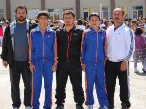 Kaynarcalı Güreşçi Türkiye 5.'si oldu