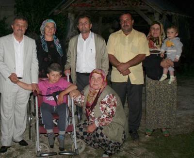2013'te hedef; 200 engelli ve özürlü aracı