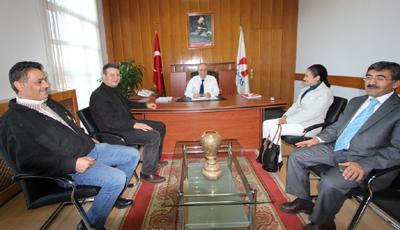 AK Parti Serdivan'dan TÜVASAŞ'a ziyaret