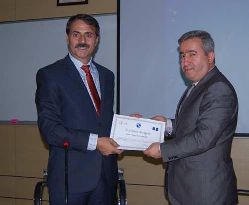 Alemdar'dan SAÜ'de belediyecilik dersi