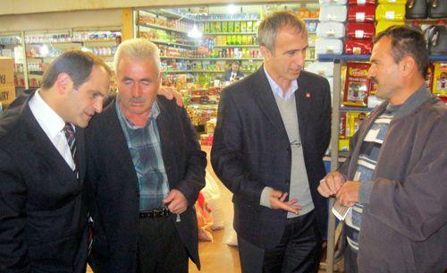 Başkan Keleş, Hendeklilerle buluştu