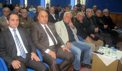 CHP Sapanca 2. İlçe Danışma Kurulu toplandı