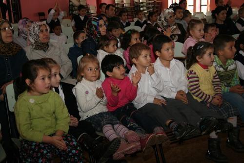 Karaman'da diş sağlığı semineri