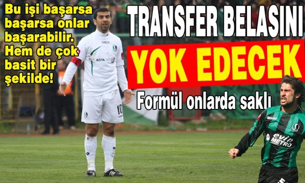 Sakaryaspor'da transferi açacak formül!