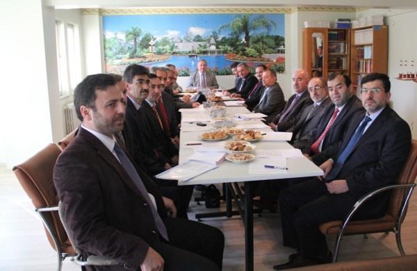 Sakarya İlçe Müftüleri Toplantısı gerçekleştirildi