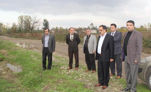 TOKİ, Akyazı'da çalışmalara başladı