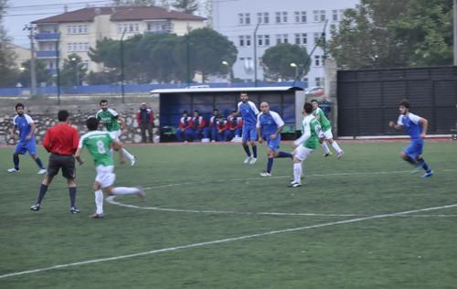 Erenlerpor-Harmanlıkspor : 1-0