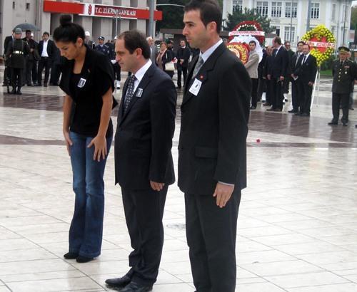 CHP Atatürk'ü andı