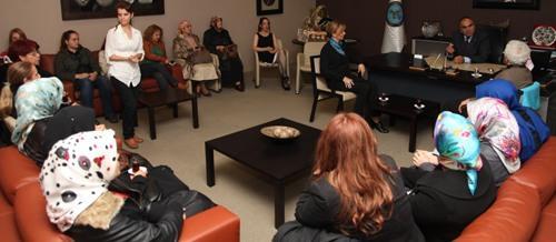 SATSO'dan kadın girişimcilere destek