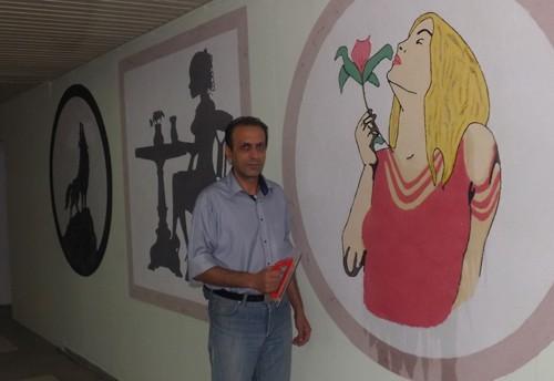İranlı mucit Dr. Ali Malaki Adapazarı'nda