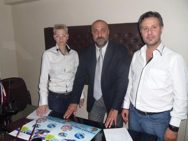 Berberler Esnaf Odası protokol imzaladı