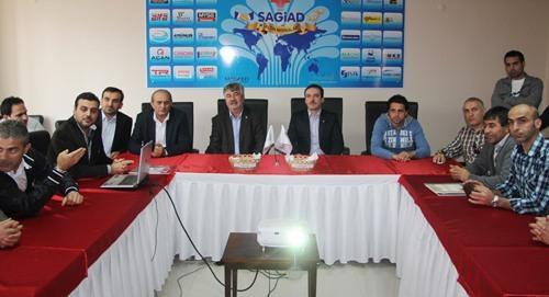 SAGİAD futbol turnuvası düzenliyor