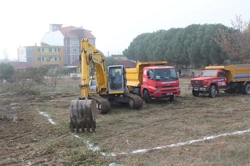 Pamukova Belediyesi hamam yaptırıyor