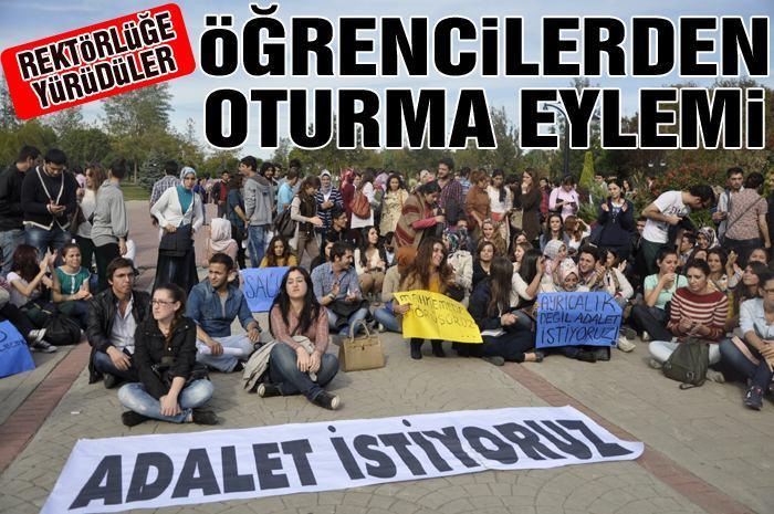 Öğrencilerden formasyon protestosu