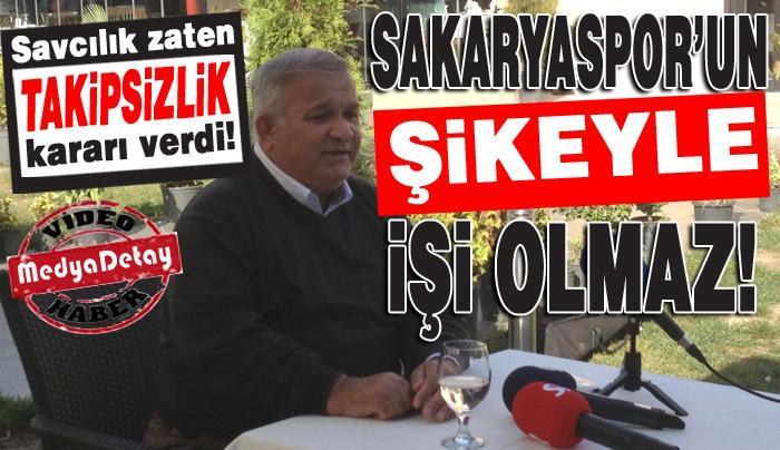Halit Evin'den şike açıklaması!