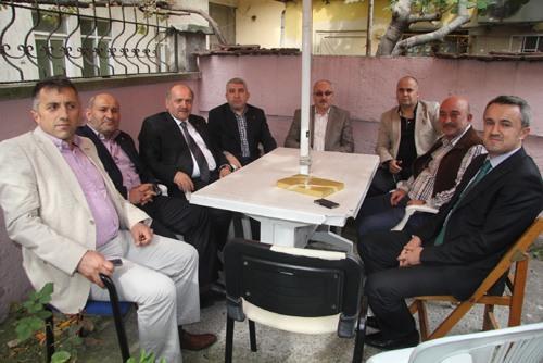 MÜSİAD'tan Vanlıoğlu'na ziyaret