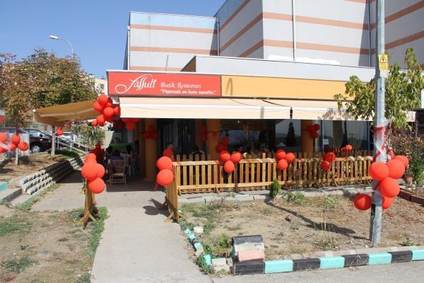 Fassuli Butik Restoran açıldı
