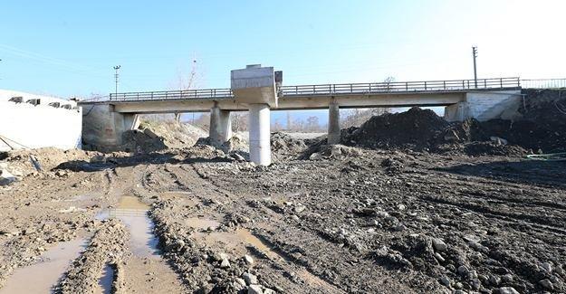 Doğantepe Köprüsü'nde sona gelindi