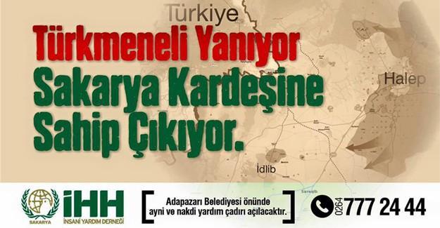 Sakarya'da Türkmeneli Seferberliği