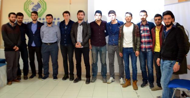 7 güzel adam proje toplantısı gerçekleştirildi
