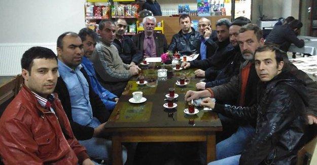 AK Parti Maltepe mahalle toplantısı yapıldı