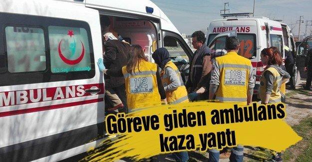 Biri sağlık personeli iki kişi yaralandı