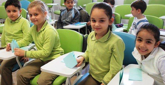 Çocuk Akademisi'nde eğitimler başladı