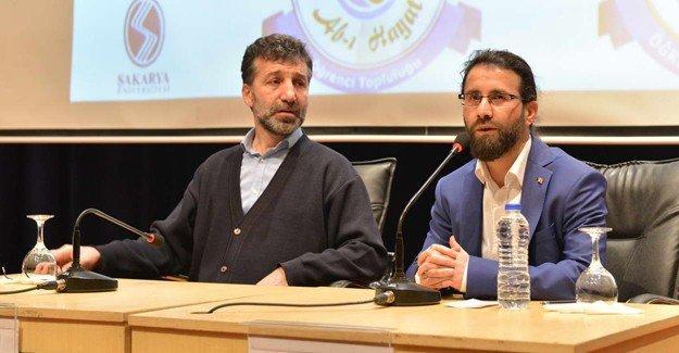 """SAÜ'de """"En Soğuk 28 Şubat"""" konferansı"""