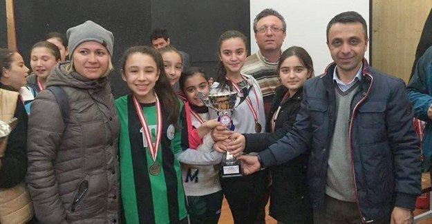 Okul Sporları Oryantiring yarışmaları sona erdi